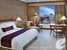 バンコク スクンビットのホテル : シェラトン グランデ スクンビット(Sheraton Grande Sukhumvit)のお部屋「デラックス」