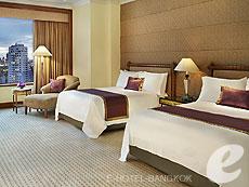バンコク スクンビットのホテル : シェラトン グランデ スクンビット(Sheraton Grande Sukhumvit)のお部屋「プレミアム デラックス」
