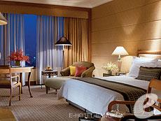 バンコク スクンビットのホテル : シェラトン グランデ スクンビット(Sheraton Grande Sukhumvit)のお部屋「グランデ デラックス」