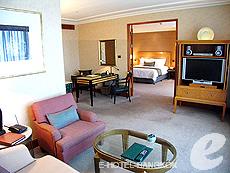 バンコク スクンビットのホテル : シェラトン グランデ スクンビット(Sheraton Grande Sukhumvit)のお部屋「グランデ スイート」