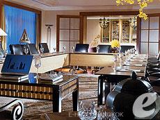 バンコク スクンビットのホテル : シェラトン グランデ スクンビット(Sheraton Grande Sukhumvit)のお部屋「ロイヤル スイート」