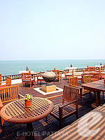 Restaurant : Inter Continental Pattaya Resort, Ocean View Room, Phuket