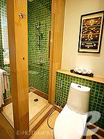 パタヤ サウスパタヤのホテル : インターコンチネンタル パタヤ リゾート(Inter Continental Pattaya Resort)のガーデンビュー ルームルームの設備 Bathroom