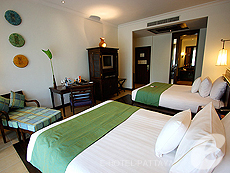 Garden View Room : Inter Continental Pattaya Resort, 6000-9000บาท