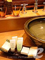 パタヤ サウスパタヤのホテル : インターコンチネンタル パタヤ リゾート(Inter Continental Pattaya Resort)のオーシャン ビュー ルームルームの設備 Bathroom