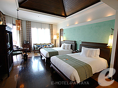 Deluxe Pavilion Ocean : Inter Continental Pattaya Resort, 6000-9000บาท