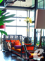 Lobby Lounge : Siam @ Siam Design Hotel & Spa, Swiming Pool, Phuket