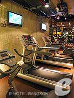 Fitness Gym / Siam @ Siam Design Hotel & Spa, สยามประตูน้ำ