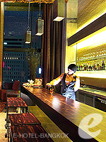Bar Counter / Siam @ Siam Design Hotel & Spa, สยามประตูน้ำ