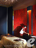 Treatment Room : Siam @ Siam Design Hotel & Spa, Siam Pratunam, Phuket