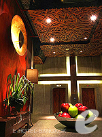 Entrance Hall : Siam @ Siam Design Hotel & Spa, Siam Pratunam, Phuket