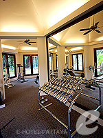 Fitness Gym : Siam Bayshore Resort & Spa, Ocean View Room, Phuket