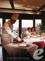 Chinese Restaurant : Siam Bayshore Resort & Spa, Ocean View Room, Phuket