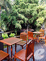 Garden Cafe : Siam Bayshore Resort & Spa, Ocean View Room, Phuket