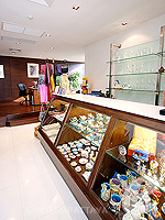 Souvenior Shop : Siam Bayshore Resort & Spa, Ocean View Room, Phuket