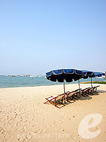 Beach : Siam Bayshore Resort & Spa, Ocean View Room, Phuket