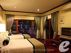 パタヤ オーシャンビューのホテル : サイアム ベイショア リゾート & スパ(1)のお部屋「サイアム ヴィラ」