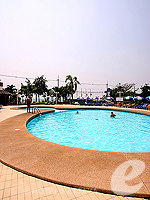 Swimming Pool : Sigma Resort Jomtien Pattaya, Long Stay, Phuket