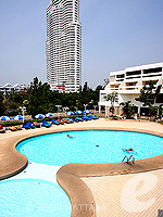 Swimming Pool : Sigma Resort Jomtien Pattaya, Jomtien Beach, Phuket