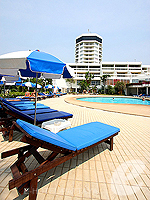 Poolside : Sigma Resort Jomtien Pattaya, Long Stay, Phuket