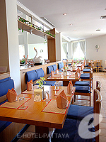 Restaurant : Sigma Resort Jomtien Pattaya, Long Stay, Phuket