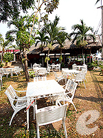 Beachside Restaurant : Sigma Resort Jomtien Pattaya, Long Stay, Phuket