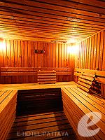 Sauna : Sigma Resort Jomtien Pattaya, Long Stay, Phuket