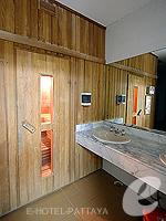パタヤ ジョムティエンビーチのホテル : シグマ リゾート ジョムティエン パタヤ 「Sauna」