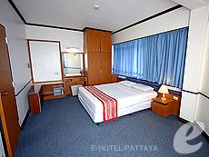パタヤ ジョムティエンビーチのホテル : シグマ リゾート ジョムティエン パタヤ(1)のお部屋「ジュニア スイート ルーム」