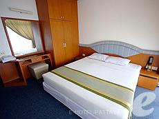 パタヤ ジョムティエンビーチのホテル : シグマ リゾート ジョムティエン パタヤ(1)のお部屋「シグマ スイート」