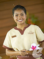 Spa Staff : Silavadee Pool Spa Resort, Couple & Honeymoon, Phuket