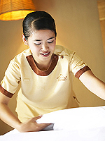 Maid : Silavadee Pool Spa Resort, Serviced Villa, Phuket