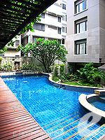 Swimming Pool / Silom Serene,