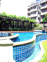 Swimming Pool : Silom Serene, Silom Sathorn, Phuket