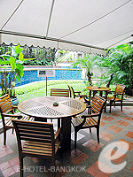 Cafe Terrace : Silom Serene, Fitness Room, Phuket