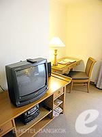 バンコク ファミリー&グループのホテル : シーロム セリーヌ(Silom Serene)のデラックス(シングル)ルームの設備 Facilities