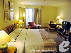 バンコク ファミリー&グループのホテル : シーロム セリーヌ(Silom Serene)のお部屋「エグゼクティブ(シングル)」