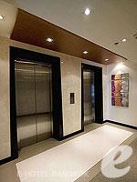 バンコク スクンビットのホテル : シルク バンコク 「Lifts」