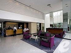 バンコク ジョイナーフィー無料(JF無料)のホテル : シルク バンコクのメインイメージ - Silq Bangkok