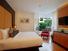 バンコク スクンビットのホテル : シルク バンコク(Silq Bangkok)のお部屋「スタンダード」