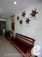 Lobby : Silver Gold Garden Suvarnabhumi Airport, under USD 50, Phuket
