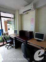 バンコク スワンナプーム空港周辺のホテル : シルバー ゴールド ガーデン スワンナプーム エアポート 「Internet Service」