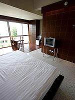 プーケット 5,000~10,000円のホテル : シノハウス ホテル プーケットタウン(Sino House Hotel Phuket Town)のシャンハイ デラックスルームの設備 Room View