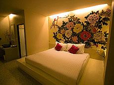 プーケット 5,000~10,000円のホテル : シノハウス ホテル プーケットタウン(1)のお部屋「ベイジン デラックス」