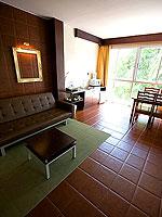 プーケット 5,000~10,000円のホテル : シノハウス ホテル プーケットタウン(Sino House Hotel Phuket Town)のシノ スイートルームの設備 Room View