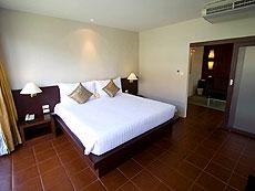 プーケット 5,000~10,000円のホテル : シノハウス ホテル プーケットタウン(1)のお部屋「シノ スイート」