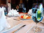 チェンマイ 旧市街のホテル : シリランナ チェンマイ 「Dining」