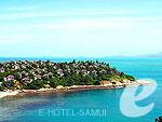 サムイ島 チョンモーンビーチのホテル : シックス センシズ サムイ 「Hotel View」