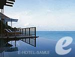 サムイ島 チョンモーンビーチのホテル : シックス センシズ サムイ(Six Senses Samui)のオーシャン フロント プール ヴィラ スイートルームの設備 Room View