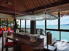 サムイ島 チョンモーンビーチのホテル : シックス センシズ サムイ(1)のお部屋「オーシャン フロント プール ヴィラ スイート」